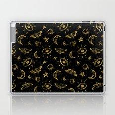 Midnight Coffee Laptop & iPad Skin