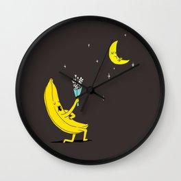 Love has no boundaries Wall Clock