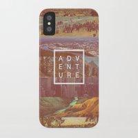 adventure iPhone & iPod Cases featuring Adventure by Zeke Tucker