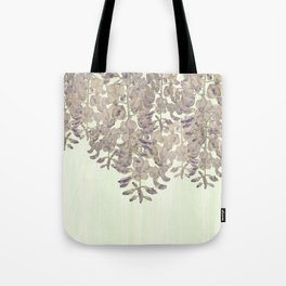 Wisteria - a thing of beauty is a joy forever Tote Bag