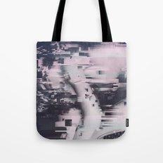 Beta Waves Tote Bag