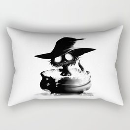 Witch Rectangular Pillow