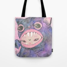 Boooh! Tote Bag