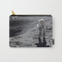 Apollo 16 - Plum Crater Carry-All Pouch