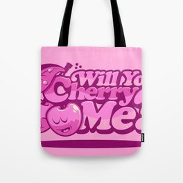 CHERRY ME! Tote Bag