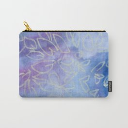Floral No.5 Carry-All Pouch