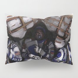 Astronauts from international space station Pillow Sham