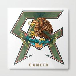 canelo team Metal Print
