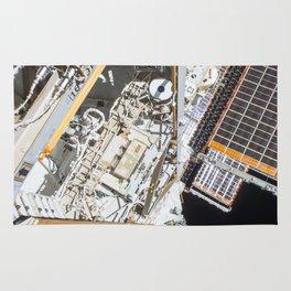 ISS-45 EVA Rug