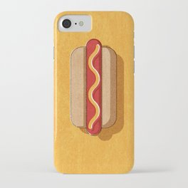 FAST FOOD / Hot Dog iPhone Case