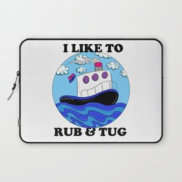 Rub N Tugboat- BI2 Laptop Sleeve