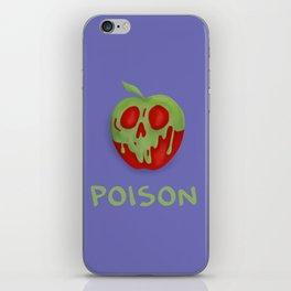 Poison Apple iPhone Skin