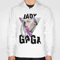 artrave Hoodies featuring artRAVE by Haus Of Lodge