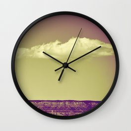 Intangible Distance Wall Clock