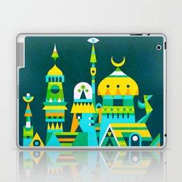 Structura 7 Laptop & iPad Skin