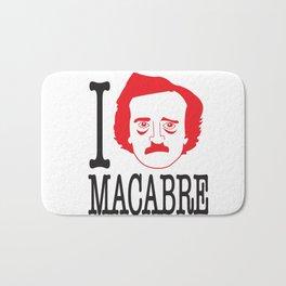 I __ Macabre Bath Mat