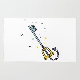 Sora's Keyblade Rug