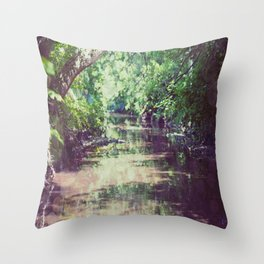 Creekside 1 Throw Pillow