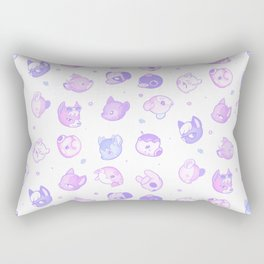Pastel Dreamies Rectangular Pillow