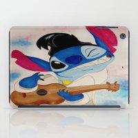 stitch iPad Cases featuring Stitch by Goolpia