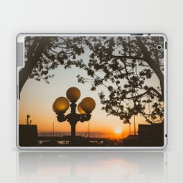 Sunset in Newport Laptop & iPad Skin