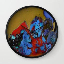 Toy room Wall Clock