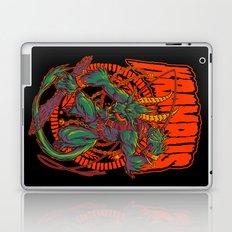 KREEPING KRAMPUS Laptop & iPad Skin