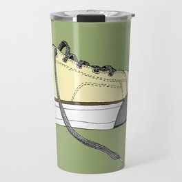 Sneaker in profile Travel Mug