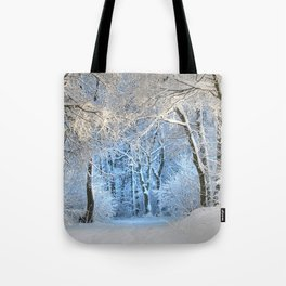Another winter wonderland Tote Bag