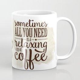 Coffee Lady Coffee Mug