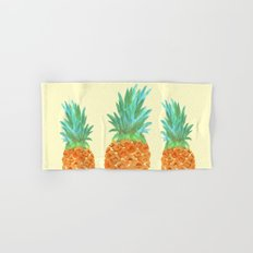 Pineapple Party Hand & Bath Towel