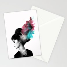 Friday, I'm in love. Stationery Cards