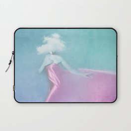 WITH YOUR MIND IN THE SKY Laptop Sleeve