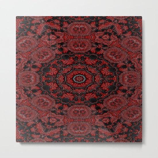 Regal Red 2 Metal Print