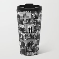 The Truth is Out There Metal Travel Mug