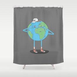Pop It Shower Curtain