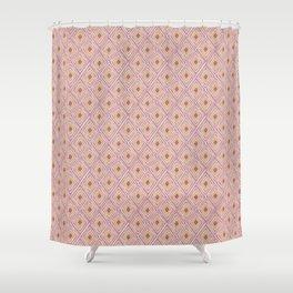 Diamonds Shower Curtain