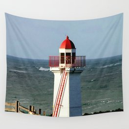 Lady Bay Lower Lighthouse  Wall Tapestry