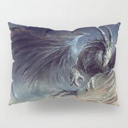 The Guardian of Dream - Art by Élian Black'Mor Pillow Sham