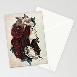 Necromance Stationery Cards