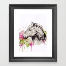 Pomme Surette Framed Art Print