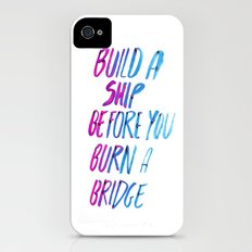 Ship iPhone (4, 4s) Slim Case