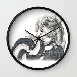 Shirley Temple Wall Clock