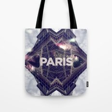 Paris I Tote Bag