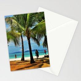 Malcapuya Island, Philippines Stationery Cards
