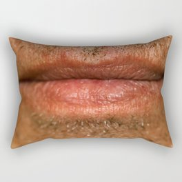 Preference Of Silence Rectangular Pillow