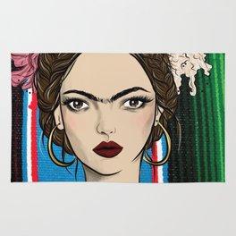 Viva la Frida Rug