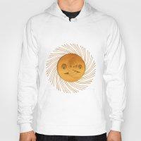 sun and moon Hoodies featuring sun-moon by Vila Propuh