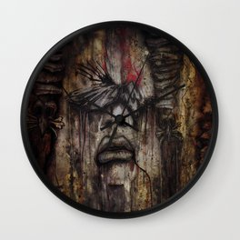 The Seer Wall Clock