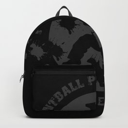 Great Paintball Design For Outdoor Gotcha Players Backpack